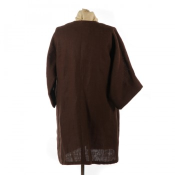 Brown Jacket Reverse