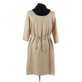 Cream Dress Reverse
