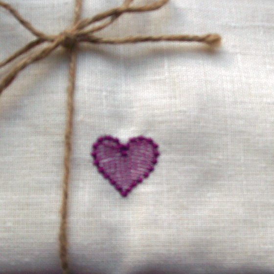 Made from Pure Irish Linen